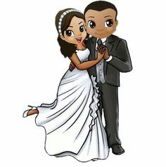 Tree Wedding, Elope Wedding, Cute Couple Art, Cute Couples, Wedding Drawing, Watermelon Carving, Thanks Card, Princess Wedding, Nara