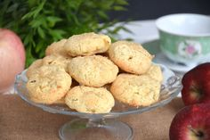 Tapas, Biscotti Cookies, Cookies Et Biscuits, Ricotta, Cake Recipes, Muffins, Food And Drink, Vegetables, Cooking