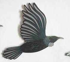 Image result for tui bird black and white Tui Bird, 1 Symbol, Nz Art, Drawing Templates, Bird Art, Birds, Black And White, Drawings, Pictures