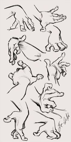 """shineaddict: """" Because a) Glen Keane is amazing and b) you can learn so much studying styles and sketches of different animators and c) one can never draw too much hands. Hand Drawing Reference, Gesture Drawing, Anatomy Reference, Drawing Poses, Art Reference Poses, Life Drawing, Drawing Tips, Drawing Practice, Anatomy Sketches"""