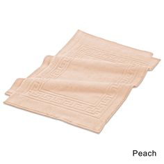 Superior Plush & Absorbent 600 GSM Combed Bath Mat