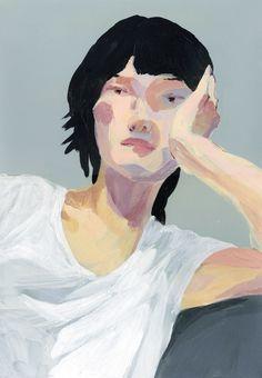 paintings - Juriko Kosaka