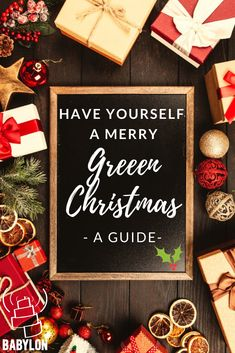 Christmas can be a joyful and affectionate time for many. But it is also a difficult time for raising awareness about the environment. Looking for some tips on how to reduce your impact on Mama Earth this festive season? Check out this guide on how to have a very green Christmas.