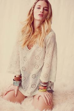 Linda Vojtova | Ana Palma #photography | Free People Festival Fashion 2012 Look Book |