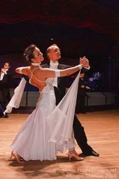 I've been told if I was a dance, I'd be a Waltz. ❤️