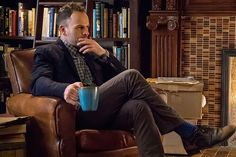 From Benedict To Ian, 7 Actors Who've Played Sherlock Holmes #refinery29  http://www.refinery29.com/2015/07/90589/sherlock-holmes-actor#slide-4  Jonny Lee Miller, Elementary (2012-present)Building on the popularity of Sherlock, Elementary sees Miller as a disgraced Holmes who flees to New York after rehab. This time around, his sidekick Watson is not only American, but a woman, and played by the lovely Lucy Liu....