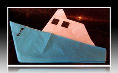 Die besten 25 segelboot falten ideen auf pinterest - Servietten falten modern ...