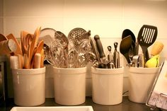 Querido Refúgio, Blog de decoração e organização com loja virtual: Uma cozinha organizada! Organizar armários, gavetas...
