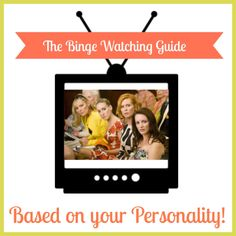 Find Netflix shows based on your personality!