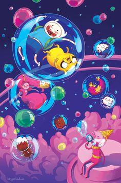 Adventure Time Anime, Adventure Time Wallpaper, Adventure Time Characters, Cute Wallpapers, Wallpaper Backgrounds, Iphone Wallpaper, Cartoon Network, Abenteuerzeit Mit Finn Und Jake, Finn Jake