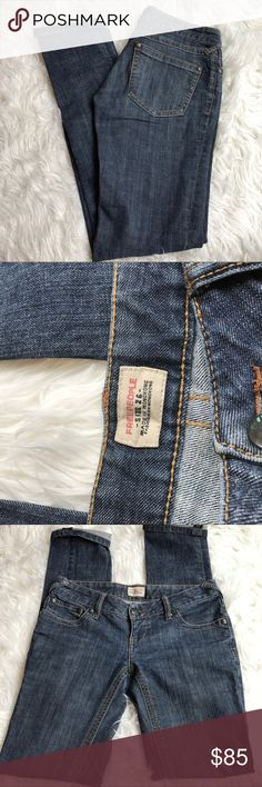 BOGO❤️Free people bootcut jeans So cute! Open to offers Free People Jeans Boot Cut