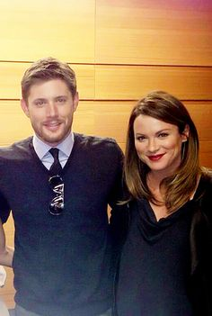 Jensen and Danneel at the UCLA Spring Sing