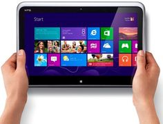 Dell's XPS 12 Convertible Ultrabook – A Windows 8 Laptop and Tablet in One