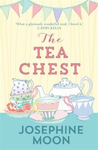The Tea Chest. A beautifully engaging novel set in the world of a boutique London tea shop. 'I loved it - a perfect blend of sweet and spice. Book Challenge, Reading Challenge, I Spy Books, My Books, Love Book, This Book, Book Corners, Learning To Trust, A Boutique