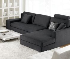 1000 images about maison corbeil on pinterest canapes for Sofa sectionnel maison corbeil