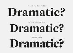 Rosart – Font Review Journal