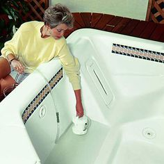 3 Essential Tips For Keeping Your Hot Tub Clean http://www.swimuniversity.com/blog/3-essential-tips-for-keeping-your-hot-tub-clean/#