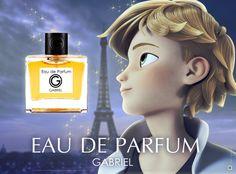 Miraculous Ladybug News — Tori Tori is Adrien just the inverse of Gabriel is...