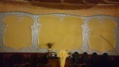 Perete sală masă Bachus