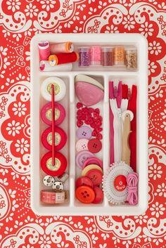 Organize gavetas com porta talheres!