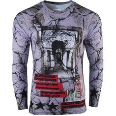 ZIPRAVS - Zipravs Mens Compression Longsleeve Tee Shirt Baselayer, $33.99 (http://www.zipravs.com/zipravs-mens-compression-longsleeve-tee-shirt-baselayer/)