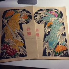 Дизайны для рук. Карпы кои и хризантемы. #buslaytattoo #buslay #japanesetattoo #orientaltattoos #foxboxtattoo #буслай #буслайтату #тату #татуировка #японскаятатуировка #татумастер #дизайндлятатуировки