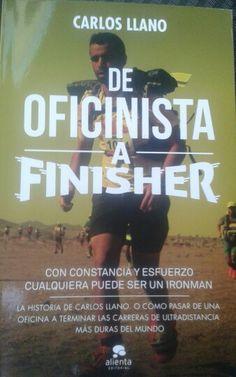 """De oficinista a finisher"" ★★:)"