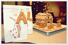 Christmas. gingerbread  kaksneljaseitteman.blogspot.fi
