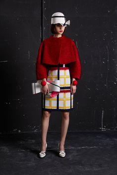 Sfilata Paule Ka Parigi - Collezioni Autunno Inverno 2016-17 - Vogue