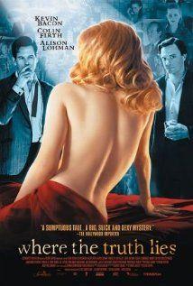 """La Vérité Nue (Where the Truth Lies) LefilmLa Vérité Nue (Where the Truth Lies) est disponible en français surNetflix France.    [traileraddict id=""""t..."""