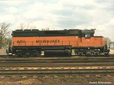 milwaukee road railroad - Google Search