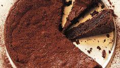 Essential Bittersweet Chocolate Cake for Improvising | The Splendid Table