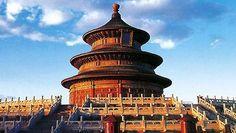Temple of Heaven, in Beijing China