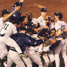 The Yankees winnnnnn....THEEEEEEEE YANKEES WINNNNNNN!