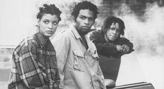 The  Digable Planets, a very important group in hip-hop's evolution.  www.mymainmanpat.com #Digable #DigablePlanets #CoolLikeThat