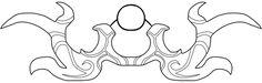 lamb_s_bow_symmetrical_by_yandereprime-d9bihn7.png (628×200)