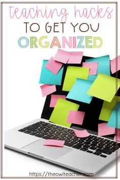 Are you finding yourself a bit disorganized in the elementary classroom? Check out these teaching hacks to get you organized! Teaching Social Studies, Teaching Writing, Teaching Science, Teacher Blogs, Teacher Hacks, Teacher Resources, Teaching Strategies, Teaching Tips, Classroom Organization
