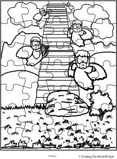 jacobs ladder puzzle activity sheet activity sheets are a great way to end a
