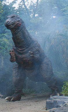 Godzillasaurus, the origin of Godzilla and news about Godzilla 2014.