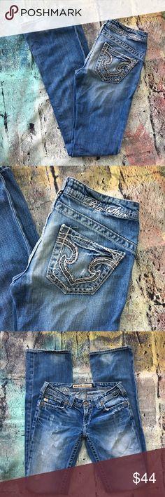 Big Star Sweet boot cut Big Star Sweet boot cut 25 x 35 Big Star Jeans Boot Cut
