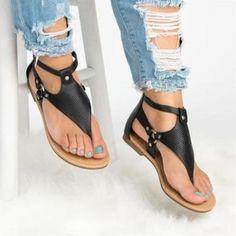 T Strap Black Sandals ~ Cute Sandals ® Pink Beach Babe Sandals For Sale, Cute Sandals, Black Sandals, Gladiator Sandals, Pretty Sandals, Sexy Sandals, Leather Sandals Flat, White Shoes, Leather Flip Flops