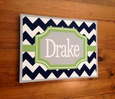 personalized custom canvas to match your child's by addilyneli, $150.00