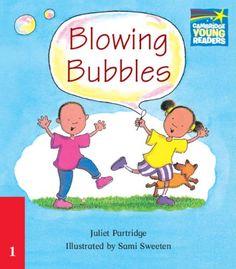 Blowing bubbles. Juliet Partridge. Cambridge University Press, 2013