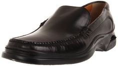 Cole Haan Men's Santa Barbara Loafer Cole Haan. $99.90. Rubber sole. leather. Genuine handsewn-on-the-last moccasin construction.. Fully lined with leather.. 14.00 oz.. Rubber sole cushioned with NIKE AIR technology.