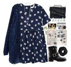"""""""weron"""" by tickling ❤ liked on Polyvore featuring Maison Margiela, Valentino, H&M and OKA"""