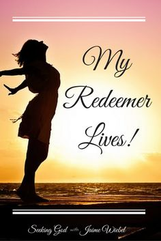 I am free to walk in the grace's of God and all that God is to me. I am free because my Redeemer lives! Praise the Lord!