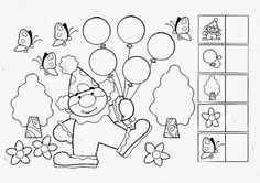 Clown Cirque, Theme Carnaval, Unicorn Coloring Pages, Preschool Worksheets, Pre School, Toddler Activities, Early Childhood, Easy Drawings, Kindergarten