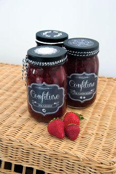 Takeaway Packaging, Popcorn Packaging, Jar Packaging, Food Packaging Design, Chutney, Jam Label, Etiquette Vintage, Gift Box Design, Pots