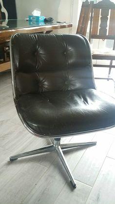 Quel est le nom de ce fauteuil