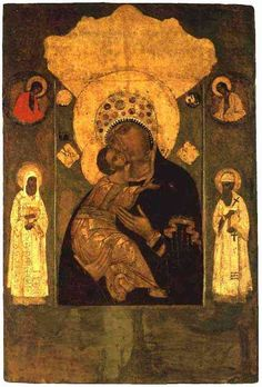 Volokolamsk Icon of the Most Holy Mother of God 03/16 Mar